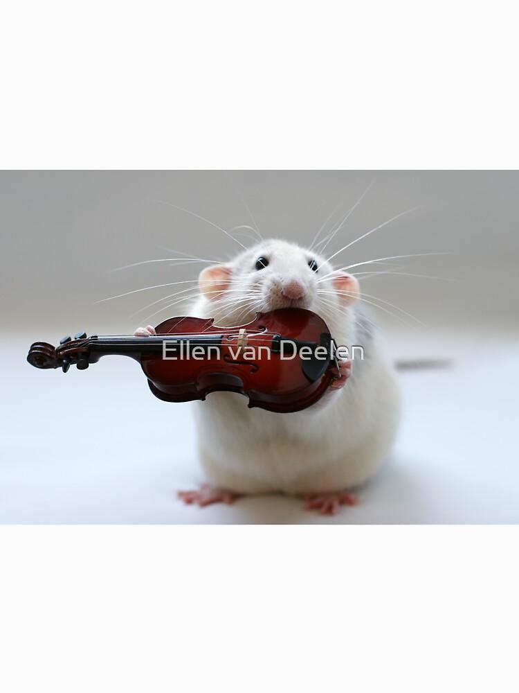 My new violin. by Ellen