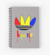 Bootle Spiral Notebook