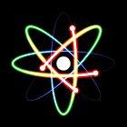 Neon Atom by sciencenotes