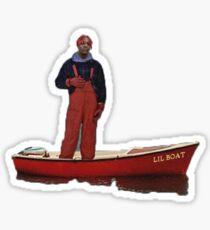 Lil Boat Sticker