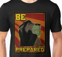 Be Prepared Unisex T-Shirt