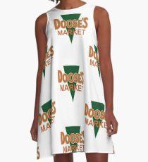 Doose's Market A-Line Dress