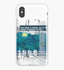 "Monkey Island's: ""From Melee to Monkey and all the islands in between, my love..."" iPhone Case"