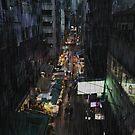 Hong Kong Noir, Market by Bristol Noir