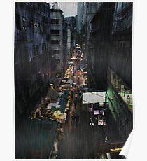 Hong Kong Noir, Market Poster