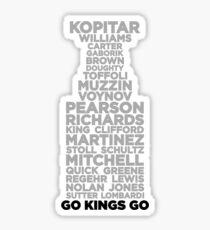 2014 Cup (Light) Sticker