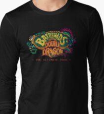 Battletoads + Double Dragon Long Sleeve T-Shirt