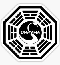 The Dharma Initiative - The Swan Station Sticker