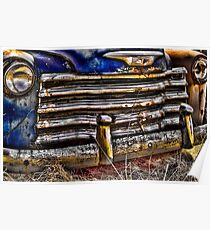 Chevy Pick-Up's Brow Poster