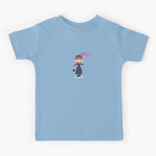 Mary Poppins 2 Kids T-Shirt