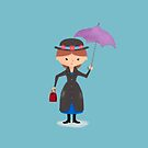 Mary Poppins 2 by julianamotzko