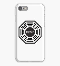 The Dharma Initiative iPhone Case/Skin