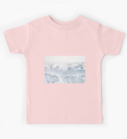 Ethereal Morning Mist Kids Clothes