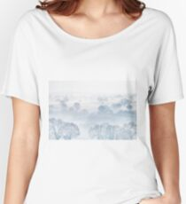 Ethereal Morning Mist Women's Relaxed Fit T-Shirt