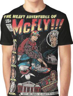 Heavy Adventures Graphic T-Shirt
