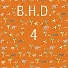 Pattern BHD 4 Darjeeling Limited & Hotel Chevalier by bonieiji