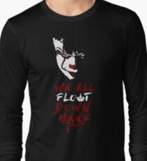 Stephen King's It - We All Float Down Here Long Sleeve T-Shirt