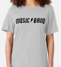 """Music Band – Buscemi, """"how do you do, fellow kids?"""" Slim Fit T-Shirt"""