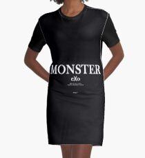 EXO - MONSTER EXACT Weiß T-Shirt Kleid