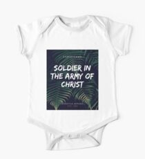 Soldier In The Army One Piece - Short Sleeve