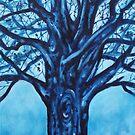 'Blue Fog' by Jerry Kirk