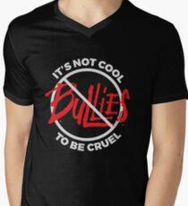 It's not cool to be cruel - anti bullying - no bullies T-Shirt