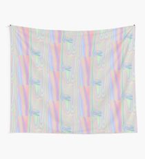 amazing cute holographic tumblr print Wall Tapestry
