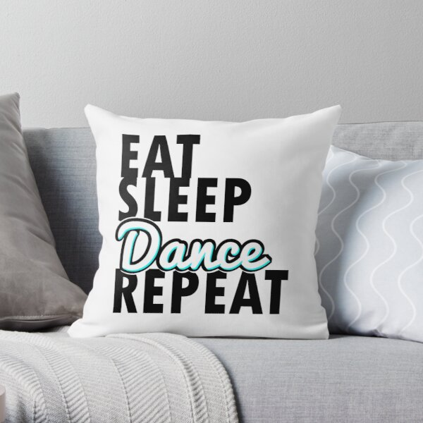 Sleep Quote Pillows Cushions Redbubble