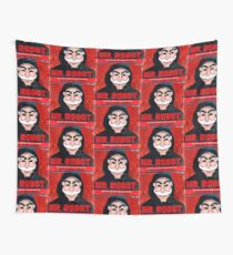 Mr Robot FSociety Wall Tapestry