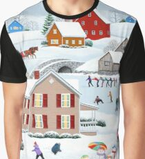 Once Upon a Winter Graphic T-Shirt
