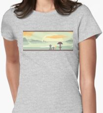 us Women's Fitted T-Shirt