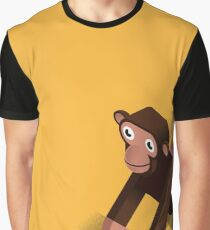 Mezoozoo - Monkey Graphic T-Shirt