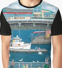 Steveston Landing Graphic T-Shirt