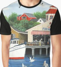 Pelican Bay Graphic T-Shirt