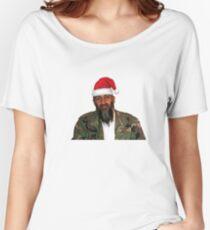 Merry Christmas! - Osama Bin Laden Women's Relaxed Fit T-Shirt