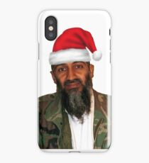 Merry Christmas! - Osama Bin Laden iPhone Case/Skin