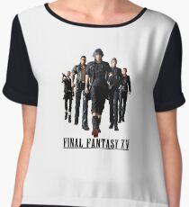 Final Fantasy XV Women's Chiffon Top