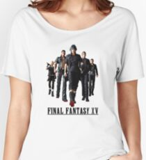 Final Fantasy XV Women's Relaxed Fit T-Shirt