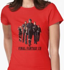 Final Fantasy XV Womens Fitted T-Shirt