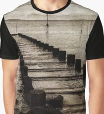 Lead Me To The Sea Graphic T-Shirt
