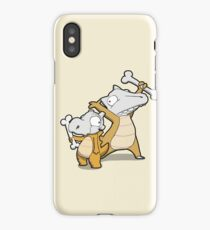 Number 104 and 105 iPhone Case