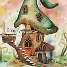 Fairy House (Number Six in a Series) by justteejay