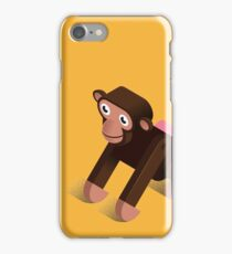 Mezoozoo - Monkey iPhone Case/Skin