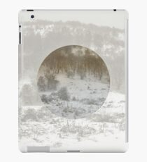 Snowing Forest iPad Case/Skin