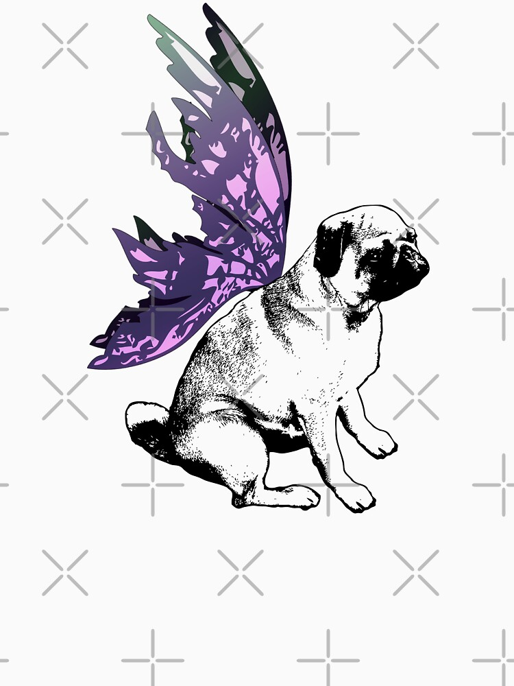 Pug Fairy Life by LittleMissTyne