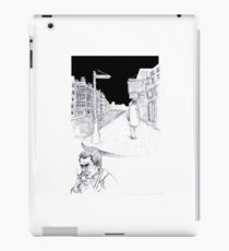 Graphic novel page iPad Case/Skin
