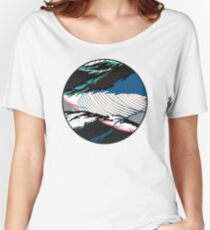 ※ Stormy Sea ※ Women's Relaxed Fit T-Shirt