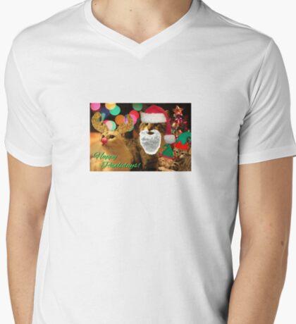 Happy Pawlidays! T-Shirt