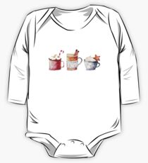 Hot drinks One Piece - Long Sleeve