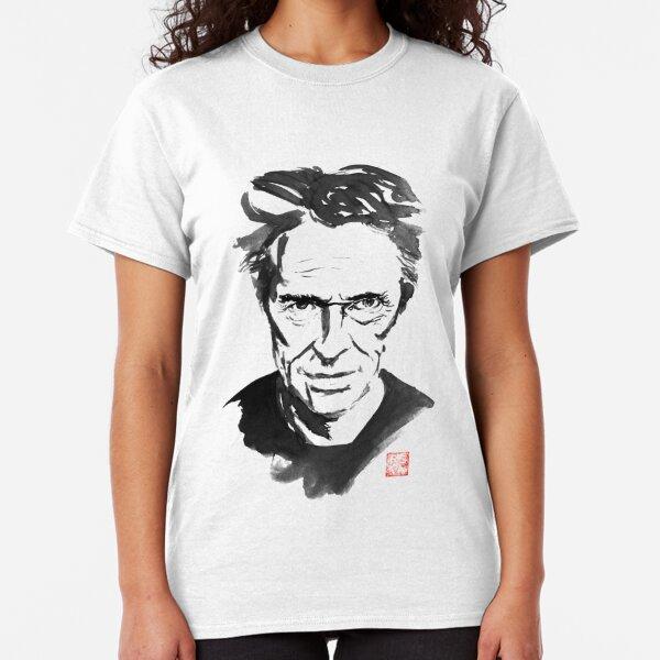 willem dafoe T-shirt classique